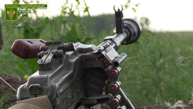Украина имитирует наступление ЛНР на Новотошковку. Реальная обстановка на фронте