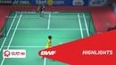 BLIBLI Indonesia Open 2018 Badminton WS F Highlights BWF 2018
