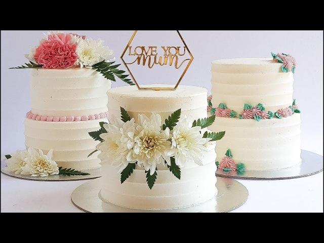 Mini 2 tier Mothers Day Cake Tutorial Rosie's Dessert Spot