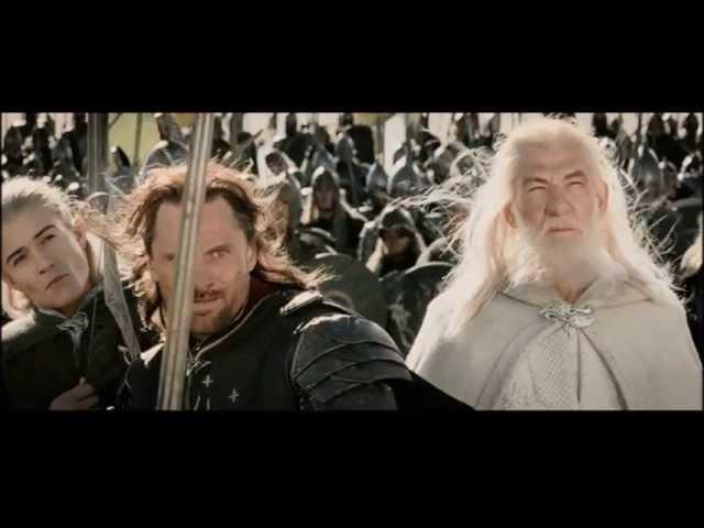 The Elvish Stares of Legolas