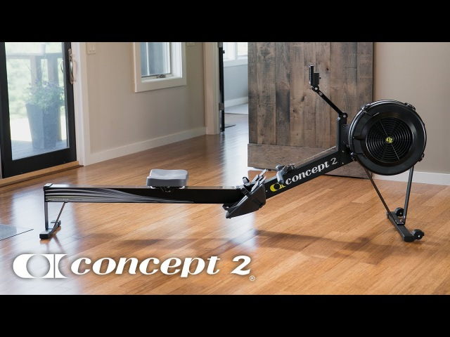 Concept2 Model D Indoor Rower