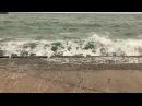 Игристое и опьяняющее побережье Крыма. Поймал мощную волну в Ялте. Смотреть в конце видео
