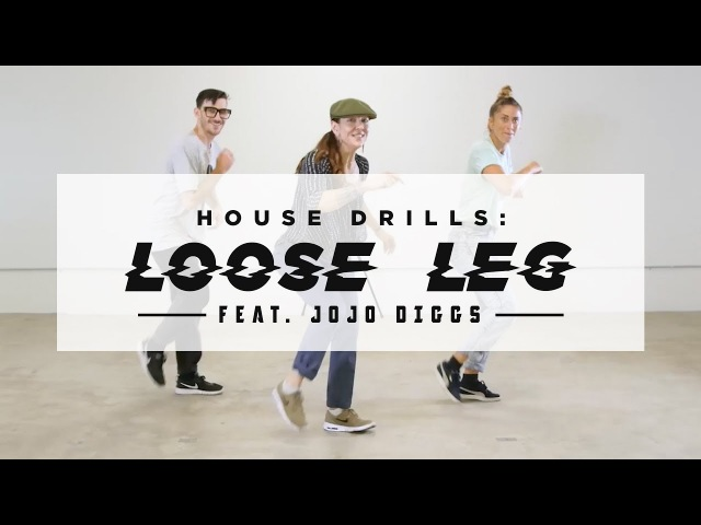 How To Do The Loose Leg (2,3,4 Step Variations) Ft. Jojo Diggs   Dance Tutorials   STEEZY.CO