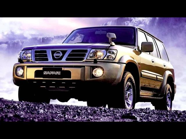 Nissan Safari Y61 11 2002–07 2004