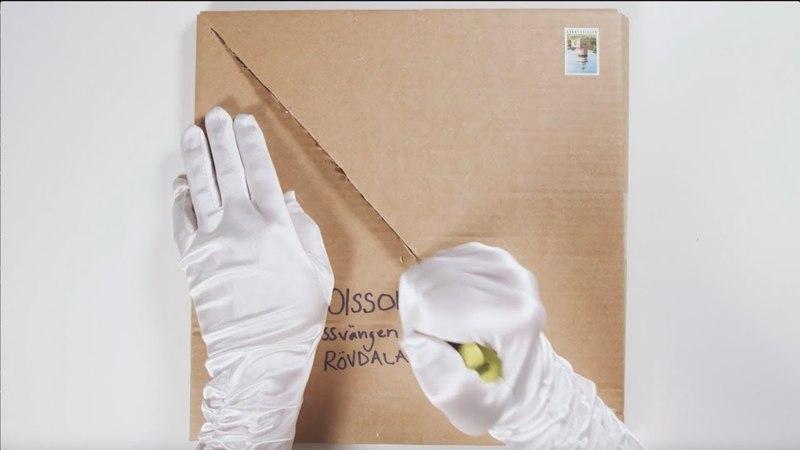 Graveyard - Peace Vinyl Unboxing