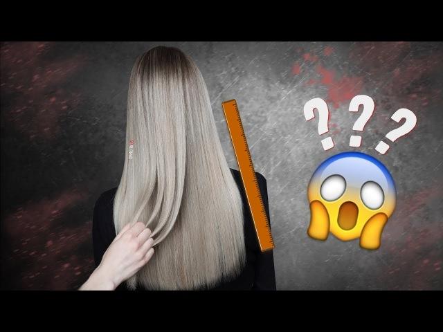 Как правильно уложить и доработать стрижку на длинные волосы | Советы от Demetrius | Укладка феном