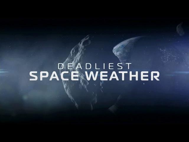 Серия 2. Самый мощный ураган в Солнечной системе. Discovery: Крайности космической погоды