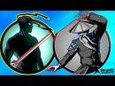 ПРОИГРАЛ ВСЕМ ОТШЕЛЬНИКУ ЖНЕЦУ Игровой мультфильм для детей про бои с тенью Shadow Fight 2 SE