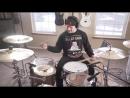 Как держать барабанные палочки JARED DINES RUS