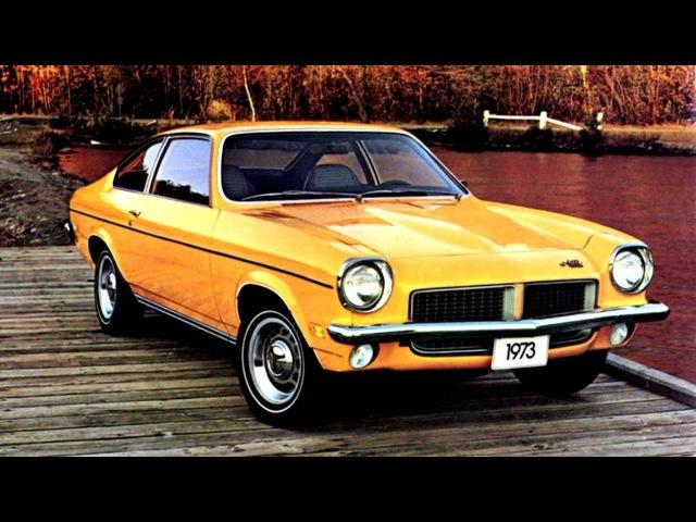 Pontiac Astre Hatchback Coupe '1973