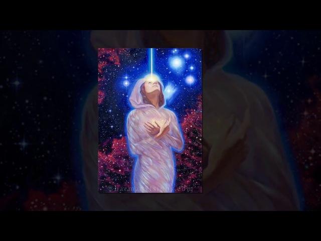 Луч Рибо-4 Учение Древо Жизни Аркадия Петрова, визуализацию сделала Любовь Ткаченко