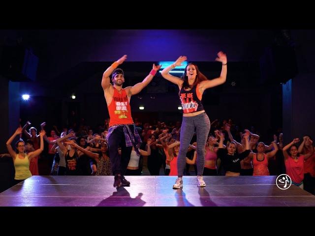 AZUKITA Zumba® choreo with Alix Ronny (Aoki, D.Yankee, Play-N-Skillz E.Crespo)