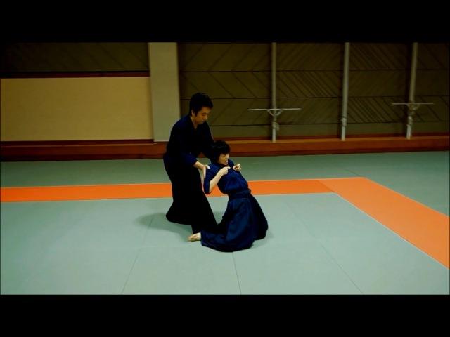 合気固め技 / Aiki Katame-waza 相手の自由を奪う 大東流合気柔術 無限道場 Daito-ryu Aiki-jujutsu Mugen-dojo