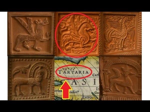 Кентавры, драконы и Тартария в закопанном особняке 17 века