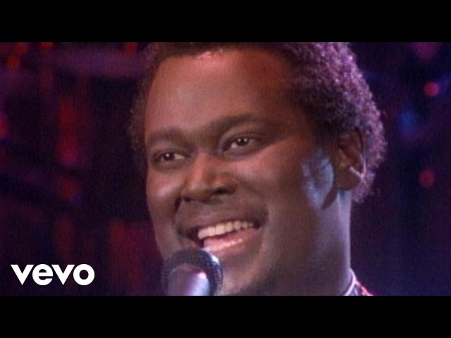 Luther Vandross - Superstar / Until You Come Back to Me (That's What I'm Gonna Do)