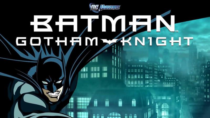 Бэтмен Рыцарь Готэма - Русский Трейлер (2008)