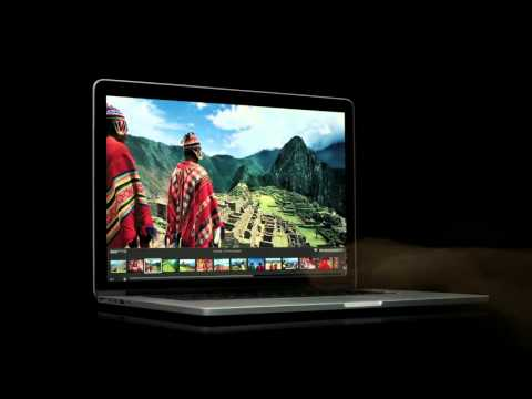 The New Macbook Pro With Retina AD (Every Dimension) (HD 720P)