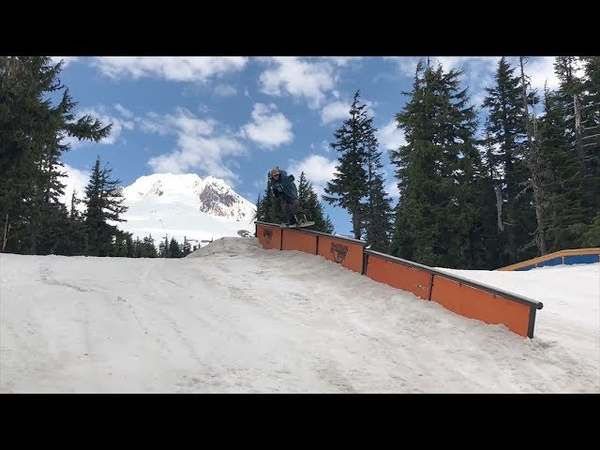 Around The Bend | Spring Snowboarding Trip 2018