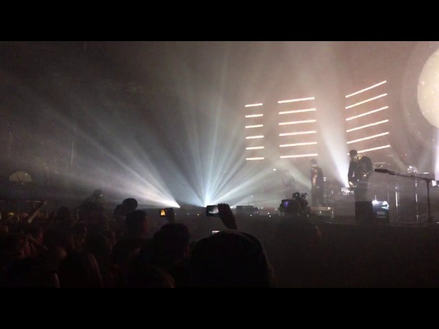 Architects - Gone With the Wind Dan Searle Speech (Live, Alexandra Palace, London 2018)