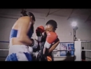 Female Boxer Takes Massive Beating In The Ring