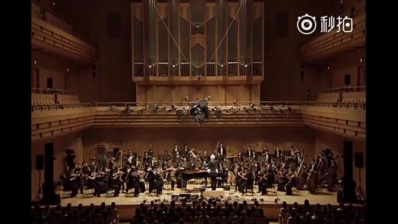 GACKT Weibo 30 11 2017 GACKT×Tokyo Philharmonic Symphony Orchestra Ch 2 2015 02 MOON SAGA MEMORY OF YOSHITSUNE
