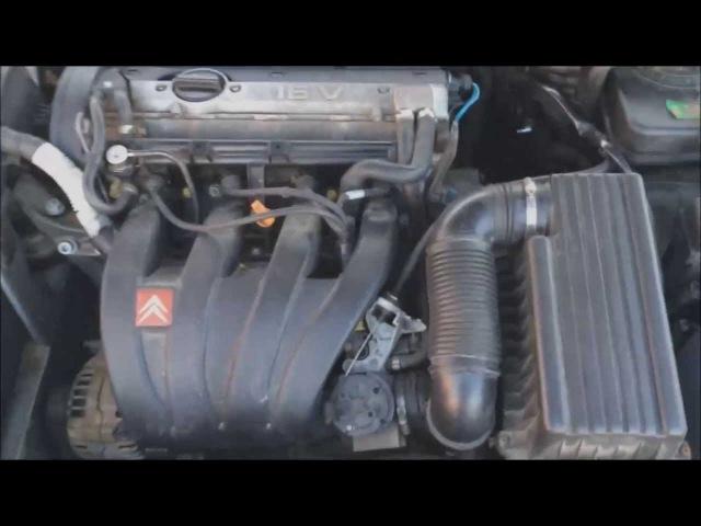 Turbal essai de la Citroën Xantia 1.8i 16V ( with english subtitles )