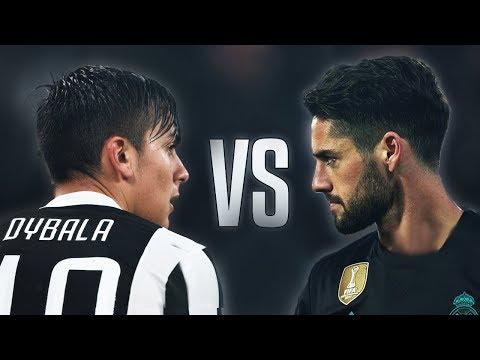 Paulo Dybala vs Isco Alarcon - Who is The Best? - Skills Goals 2018 HD