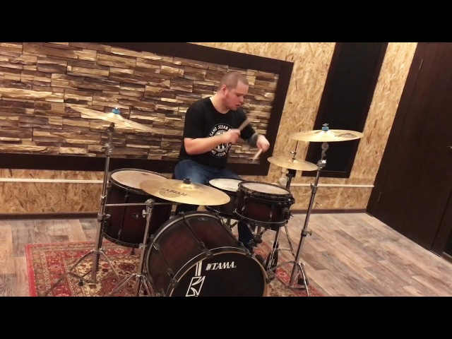 Bloodhound Gang The Ballad Of Chasey Lain Drum cover by LAMPA