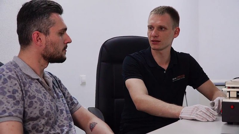 Видео презентиция учебно сервисного центра
