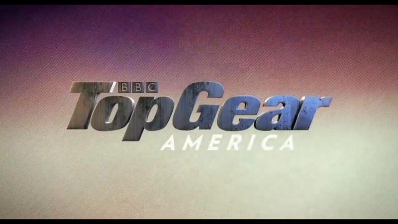 Топ Гир Америка 6 сезон 2 серия - Магия автомобильного кино / Top Gear America