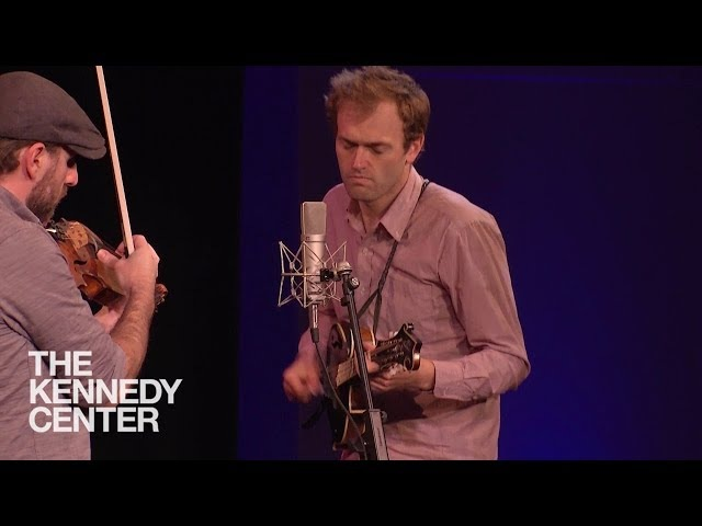 Radiohead's Kid A performed by Chris Thile and the Punch Brothers