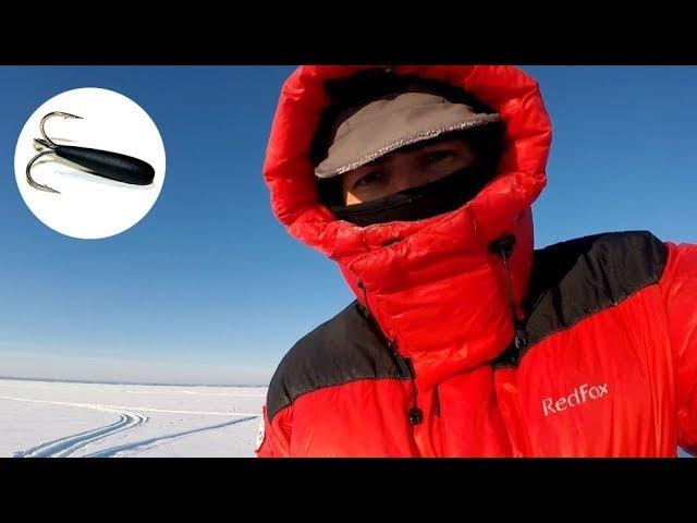 Безмотылка в мороз -33°. Чёртик выручает