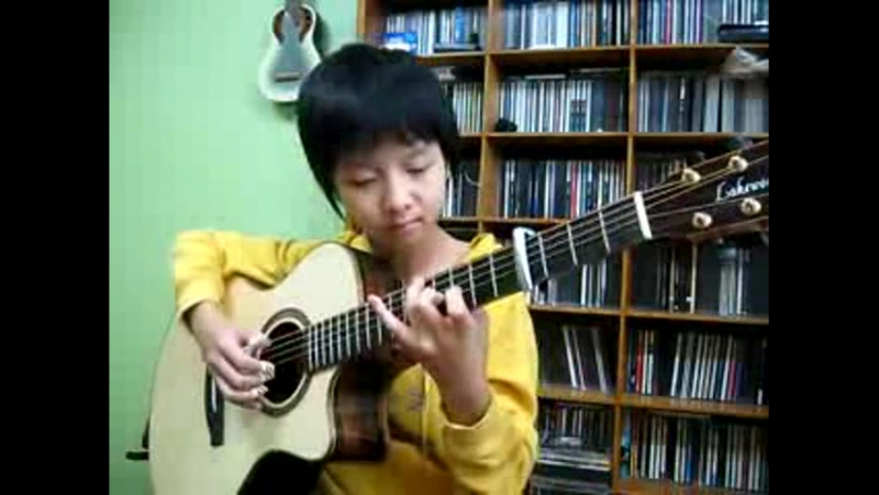 (Traditional) The West Wind - Sungha Jung