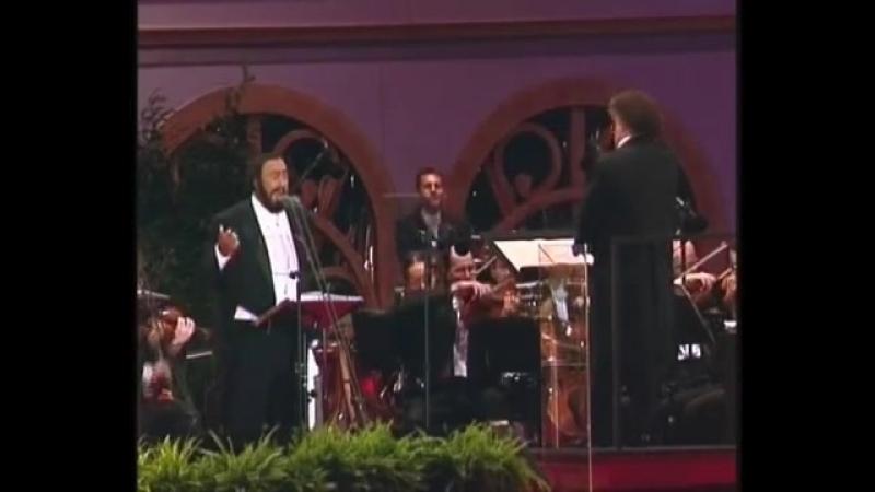 L Pavarotti caruso mklip scscscrp