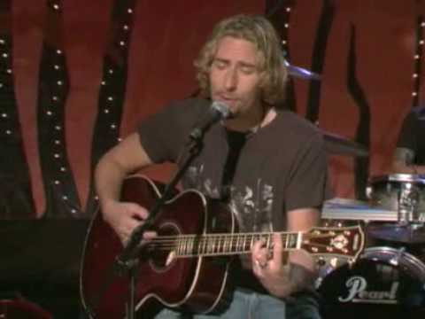 Nickelback - Someday BEST ACOUSTIC WITH RIGHT TABS! (Vh1 acoustic session_2005)