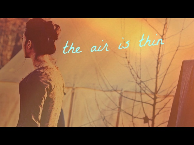 Hewlett and Anna | The Air is Thin