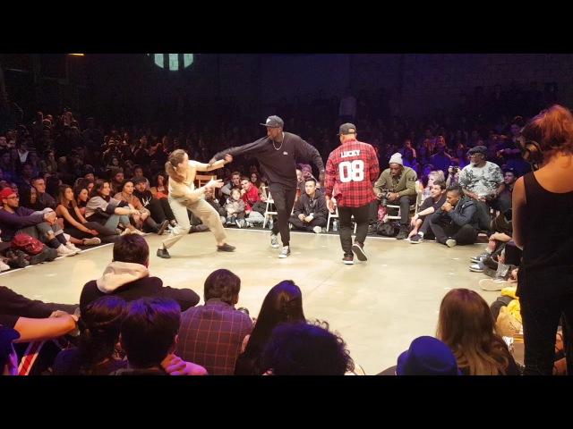 Hip-hop Session 2018   House Judge Demo