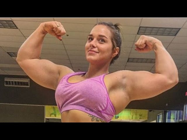 ALEXIS EWERS THE STRONG WOMAN