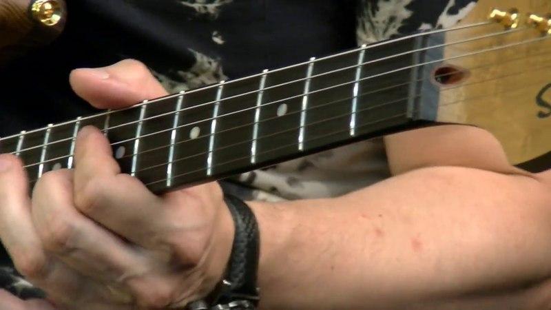 SD Guitars - Roasted Ash Strat