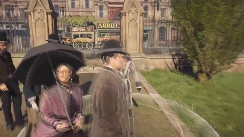 Assassin's Lore Анимус