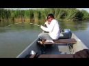вот так рыбалка это видео новинка прикол сом супер с лодки на лодке