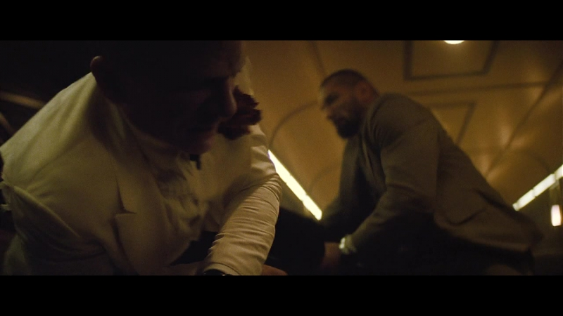 007: СПЕКТР - Джеймс Бонд против мистера Хинкса