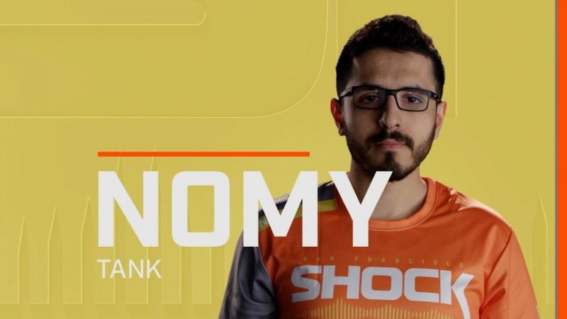 Nomy - San Francisco Shock | Bio Blast