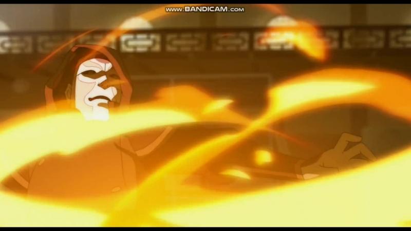Победа Величайшего Уравнителя Амона над беспомощным Аватаром Коррой
