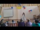 Выступление Мулажановой Зарины, Алло, мы ищем таланты