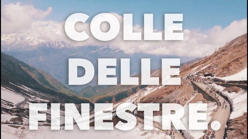 MAJESTIC COLLE DELLE FINESTRE.   GIRO D'ITALIA. - EP.12
