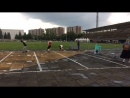 Челночный бег 3 по 10 метров