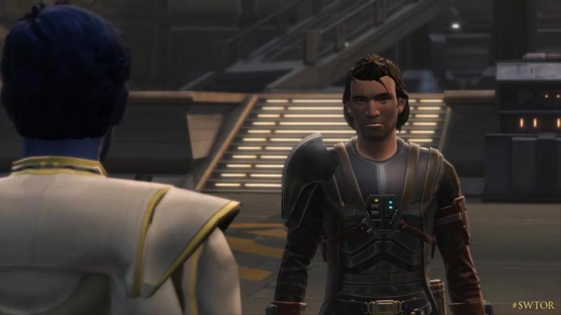 Трейлер обновления Traitor Among The Chiss для игры Star Wars The Old Republic