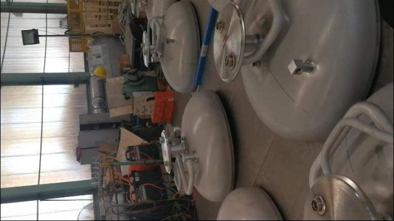 Криогенные емкости-криогенных цилиндров-Газификаторы малого объема (криоцилиндры)-sales02@rfdewar.com