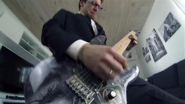 Johnny B. Goode (metal cover by Leo Moracchioli)